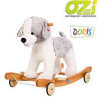 Качалка-каталка Собачка марки Doris