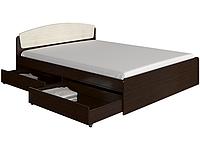 ✅ Кровать двуспальная 160х200 с ящиками Астория