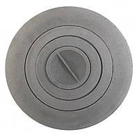 """Конфорки чугунные """"Искра"""" в комплекте для печной плиты Ø 265 мм (вес - 5 кг)"""