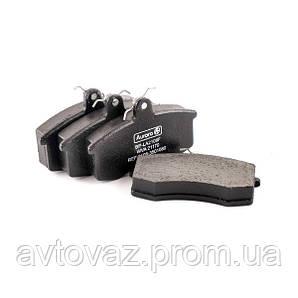 Колодка тормозная передняя ВАЗ 2108, 2109, 21099, 2113, 2114, 2115 (к-кт) AURORA