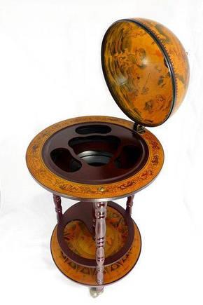 Напольный глобус-бар Древний мир 33001 R, фото 2