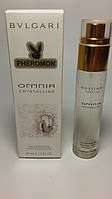Парфюмированная вода Bvlgari Omnia Crystalline с феромонами