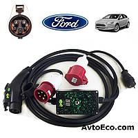 Зарядное устройство для электромобиля Ford Focus Electric AutoEco J1772-32A-BOX