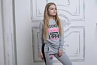 Утонченный женский  костюм спортивный (АК-026)
