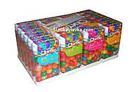 Жевательная конфета Фрукты Скитлс 24 шт (Vitaland)