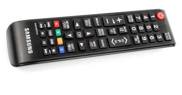 Пульт ДУ для ТВ Samsung AA59-00741A,AA59-00602A mini(улучшенного качества)