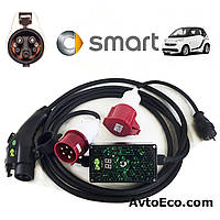 Зарядное устройство Smart Electric Drive J1772-32A-BOX