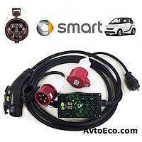 Зарядное устройство для электромобиля Smart Electric Drive AutoEco J1772-32A-BOX
