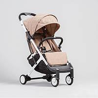 Детская коляска Yoya Plus Коричневая (YY2018YP04)