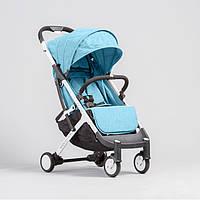 Детская коляска Yoya Plus Голубая (YY2018YP01)