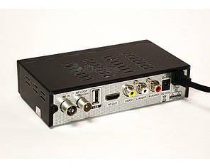 Тюнер Т2 Q-148 IPTV, металлический корпус, фото 2
