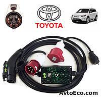 Зарядное устройство для электромобиля Toyota RAV4 EV AutoEco J1772-32A-BOX, фото 1