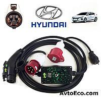 Зарядное устройство для электромобиля Hyundai IONIQ Electric J1772-32A-BOX