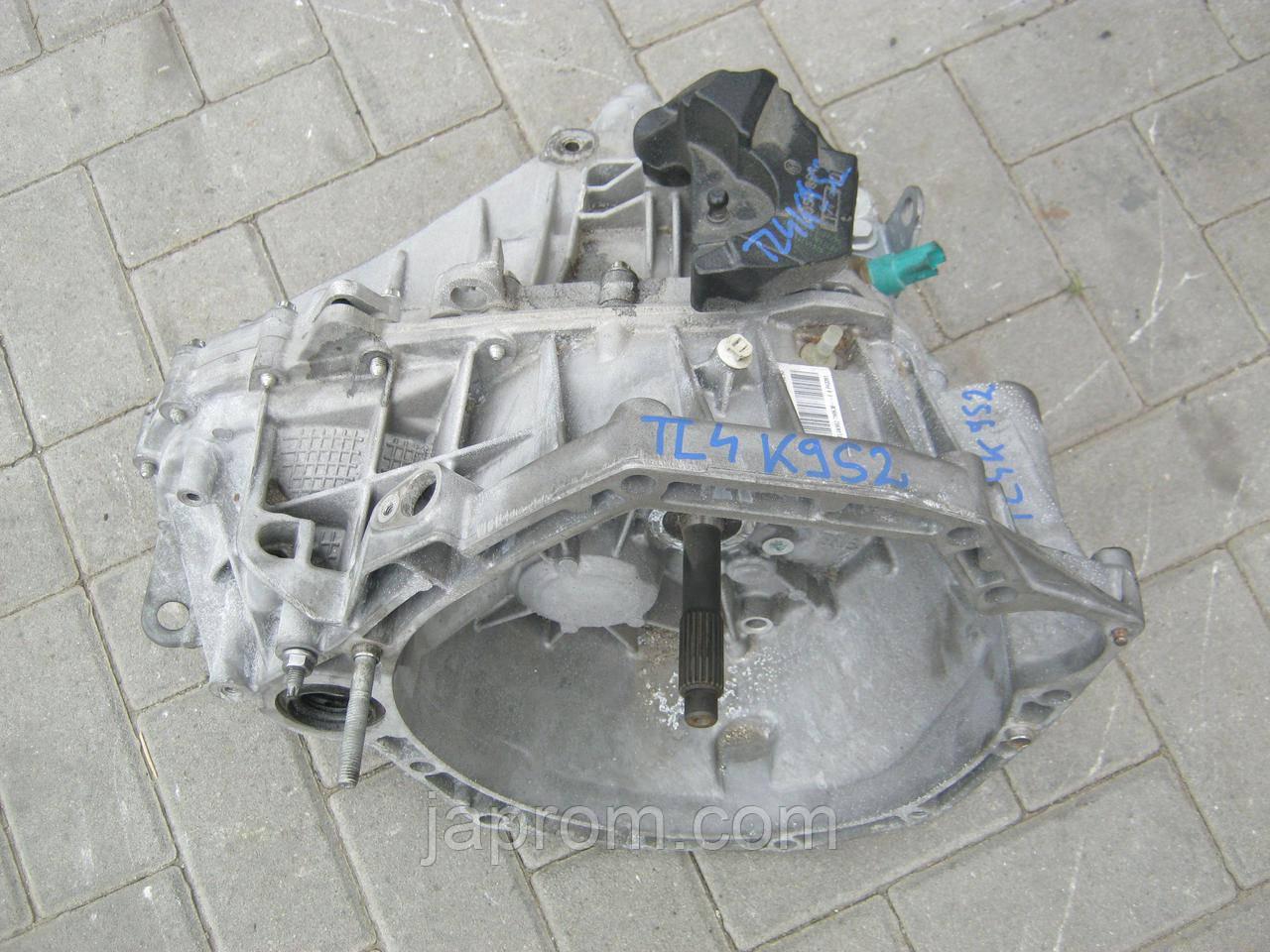 МКПП механічна коробка передач Renault Megane Scenic III 1.5 DCI TL4 A045.
