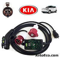 Зарядное устройство для электромобиля KIA Soul EV AutoEco J1772-32A-BOX