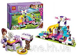 """Конструктор Bela Friends 10607 """"Виставка цуценят: Чемпіонат"""" (Lego Friends 41300) 202 дет."""