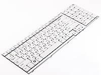 Клавиатура LG R710. RU, White