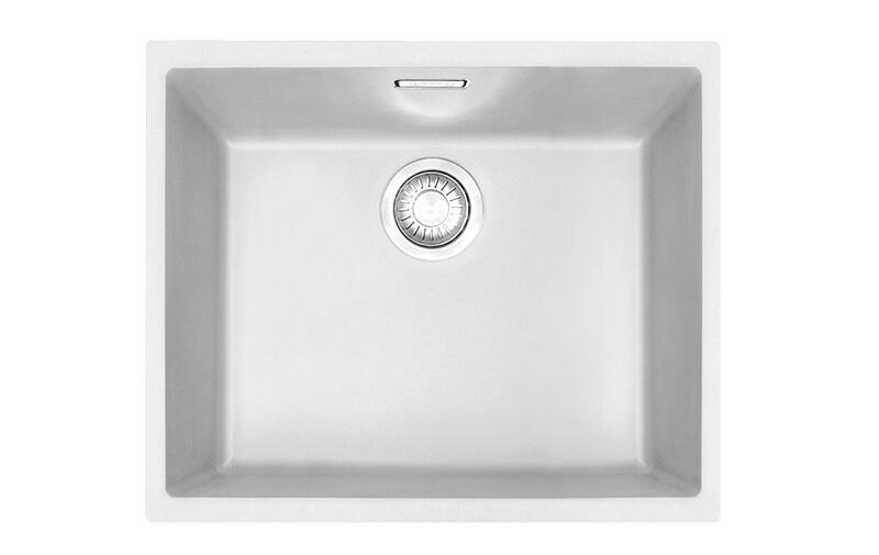 Прямокутна кухонна мийка під стільницю Franke Sirius SID 110-50