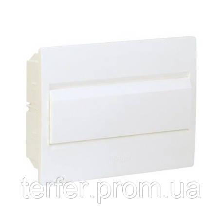 Щит в/у з білими дверцятами 8 мод. COSMOS
