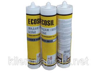Житкие гвозди ECOSIL белый 310мл