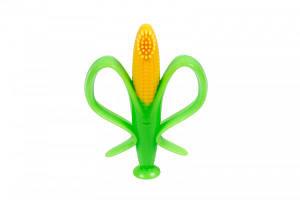 Грызунок прорезыватель Кукурузка, Lindo щетка для зубов и десен кукуруза