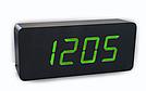 Часы настольные деревянные электронные VST-865