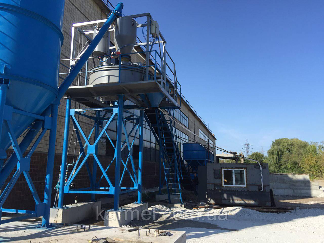 Бетоносмесительная установка БСУ-50К производителя KARMEL - KARMEL в Хмельницком