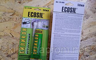 ECOSIL силикон универсальный,прозрачный 50мл
