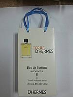 Подарочный набор парфюмерии Hermes Terre DHermes 35 мл