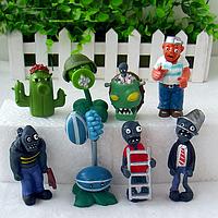 Игрушка Растения против зомби Набор 5 Plants vs zombies