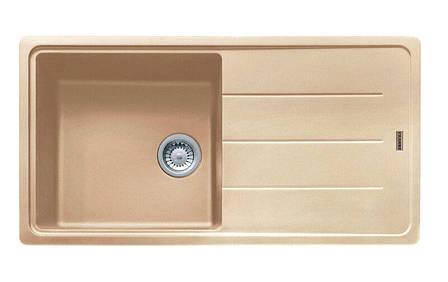 Врізна кухонна мийка Franke Basis BFG 611-97, фото 2