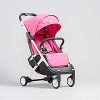 Детская коляска Yoya Plus Розовая (YY2018YP08)