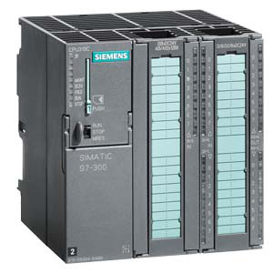 Компактное ЦПУ CPU 314C-2 DP, Siemens Simatic S7-300, 6ES7314-6CH04-0AB0