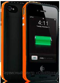 Замена аккумуляторной батареи iPhone 4 в Донецке