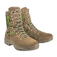 Ботинки тактические Helikon MOJAVE - Coyote/GreenZone
