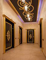 Межкомнатные двери в стиле Ар-деко