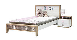 Ліжко дитяче з ДСП/МДФ Кролик Matroluxe