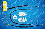 Ремкомплект стеклоподъемника  Citroen C8 2002-2010