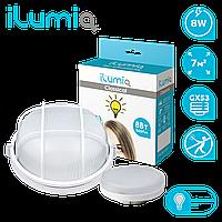 Светильник Ilumia 096 ML-8-IP65-wh c лампой GX53, 8Вт, 4000 К