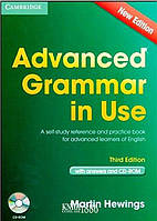 Грамматика «Grammar In Use» 3 издание, Грамматика английского языка от Мерфи, Murphy, Hewings | Cambridge