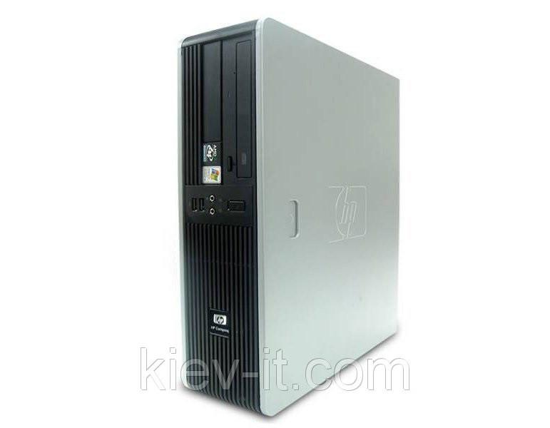 "Настольный компьютер HP Compaq DC 7900 SFF E6550/4GB/160GB ""Over-Stock"""