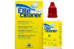 Раствор для линз Elite Cleaner 40 ml , VitaResearch
