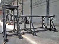 Изготовление и ремонт металоконструкций. Сварка. Сварка полуавтомат.