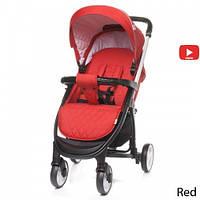 Детская прогулочная коляска 4Baby Atomic Red, фото 1