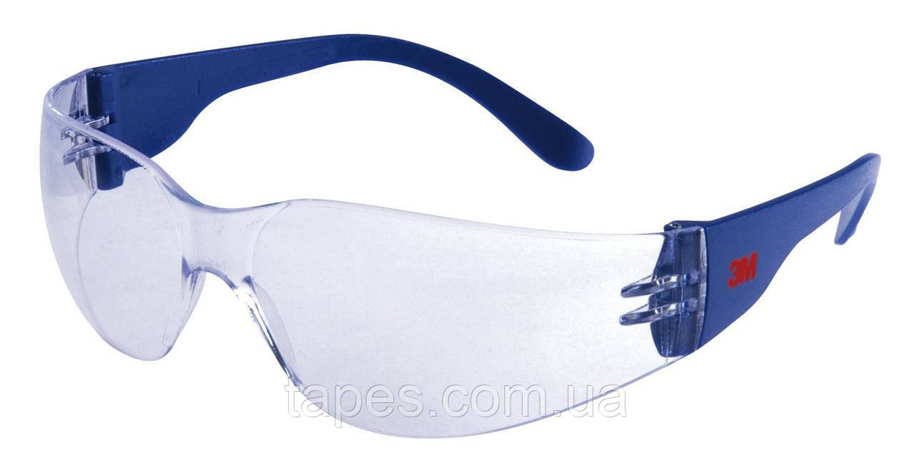 3fda93e53e8a Открытые защитные очки 3М 2720, классические, прозрачные