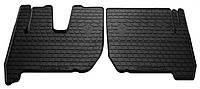 Резиновые коврики для Iveco Stralis II 2007-2012 (STINGRAY)