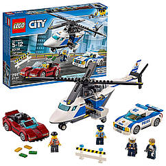 Конструктор LEGO City Police Стремительная погоня. Оригинал Лего Сити 60138