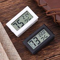 Термометр / Гигрометр цифровой -30...+70 C (встроенный датчик), фото 1