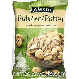 Фисташки с солью Alesto Pistazien 500г