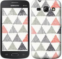 "Чехол на Samsung Galaxy Star Advance G350E Triangle3 ""2907c-210-328"""